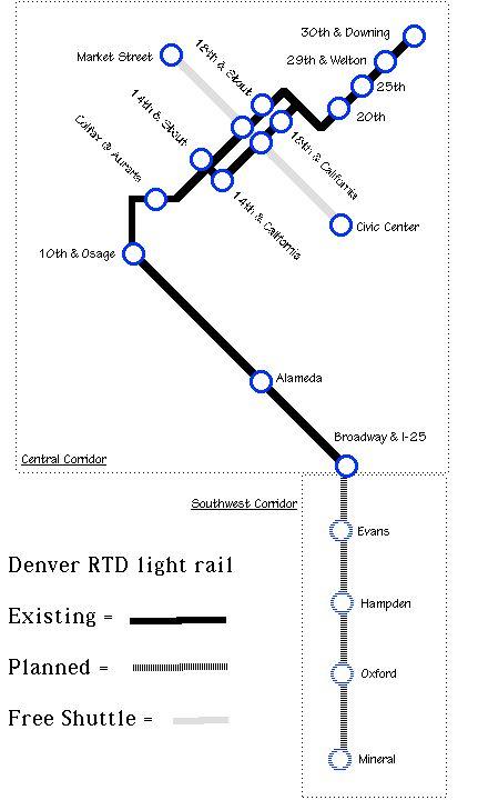 Metro Transit Maps